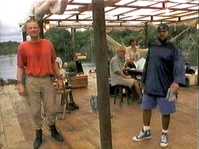 Jon Voight) and Ice Cube in Anaconda