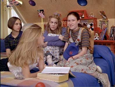 The Babysitters Club still 1