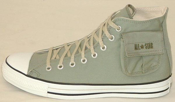 5dccf57d249f 24 Cargo High Top Chucks Left olive green cargo high top with hemp laces
