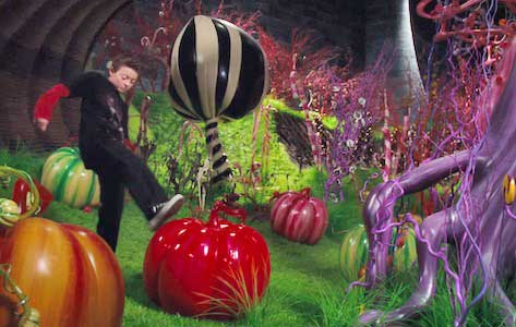 Charlie and the Chocolate Facotry still 4