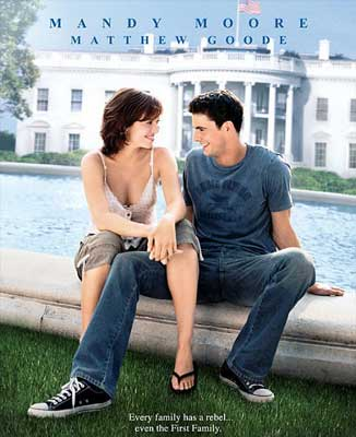 Mandy Moore and Matthew Goode