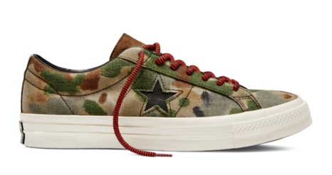 camo one star low
