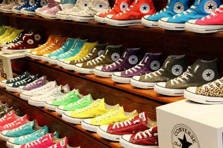 colors of chucks