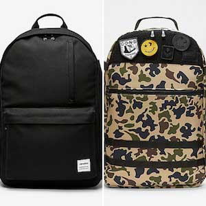 essentials backpacks