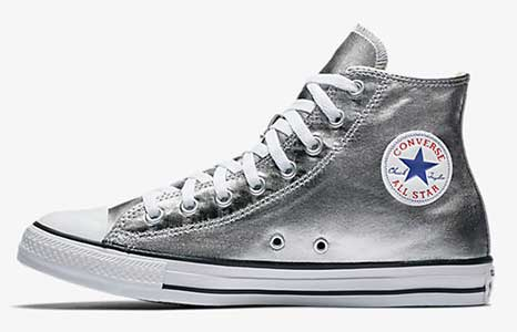 metallic chucks 1