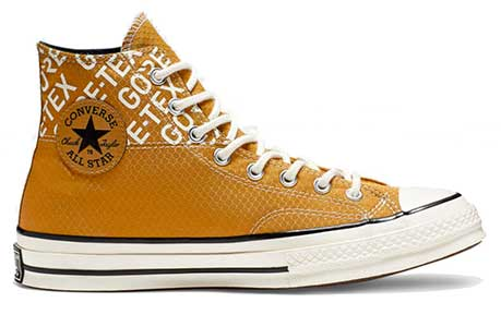 Wheat goe tex high top