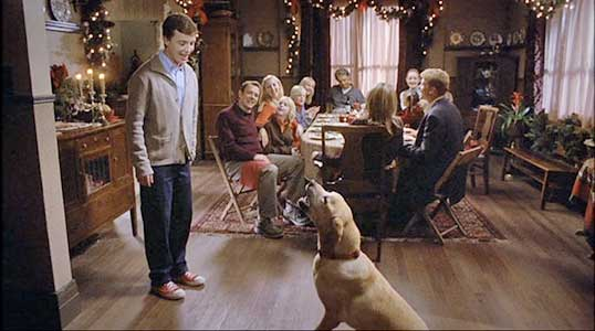 A Dog Named Christmas still 3