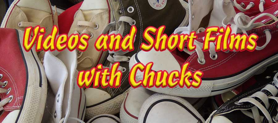 Videos and Short Films with chucks graphic