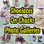 Shoelaces on chucks link