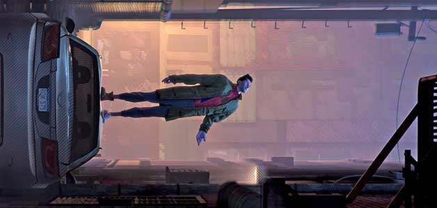 Spider-Man: Into the Spider-Verse still 4