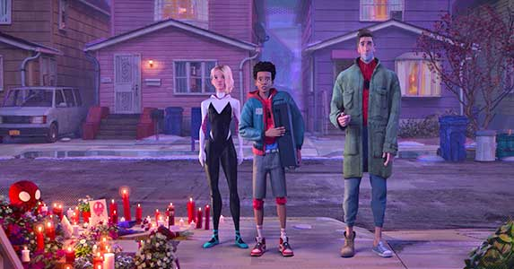 Spider-Man: Into the Spider-Verse still 5