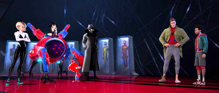 Spider-Man: Into the Spider-Verse still 7