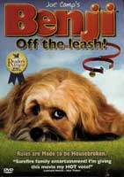 Benji Off the Leash cover