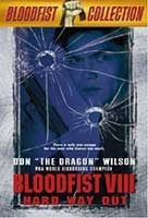 Bloodfist VIII cover