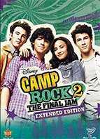 Camp rock 2 cover