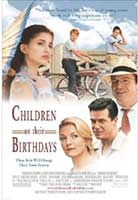 children on their birthdays cover