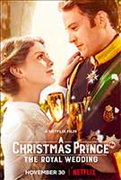 A Christmas Prince: royal Wedding cover