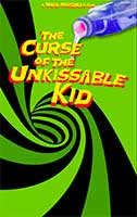 The Curse of the Unkissable Kid cover