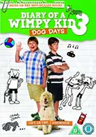 Diary of a Wimpy Kid 3: Dog Days cover