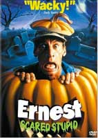 Ernest Scared Stupid cover