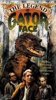 The Legend of Gator Face cover