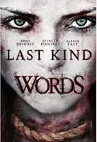 Last Kind Words cover