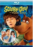 Scooby-Doo! The Mystery Begins cover