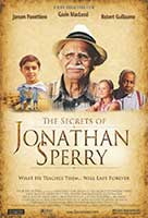 secrets of jonathan sperry cover
