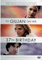 To Gillian on Her 37th Birthday cover
