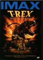 T-Rex: Back to the Cretaceous cover