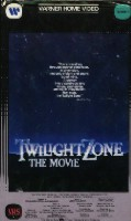 Twilight Zone -- The Movie cover